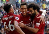 Mohamed Salah Yakin Roberto Firmino Bisa Jadi Penyerang Liverpool