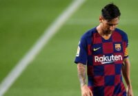 Simak Kekalahan Barcelona Dan Kartu Merah Messi
