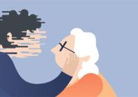 Orang Dewasa Dan Orang Tua Mengalami Gejala Depresi Sedang-Tinggi